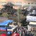 岡山井原 火事で30歳男性と4歳児が不明..場所や原因は?9人が暮らす